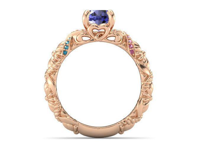 14 anillos de compromiso que toda fan de Disney quisiera. No necesitamos un príncipe azul. Nos basta con estos increíbles diseños.