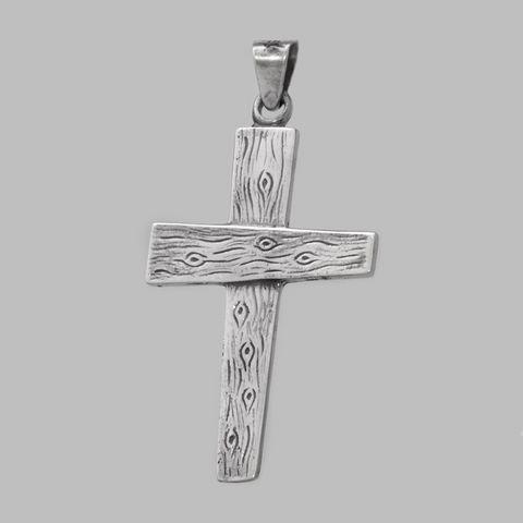 Pandantiv din argint Cruce