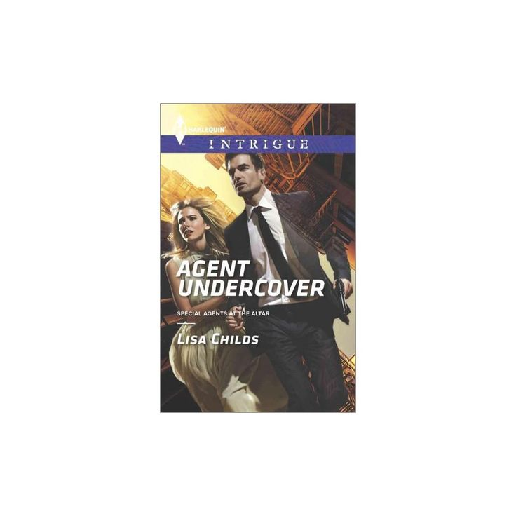 Agent Undercover ( Harlequin Intrigue: Special Agents at the Altar) (Paperback)