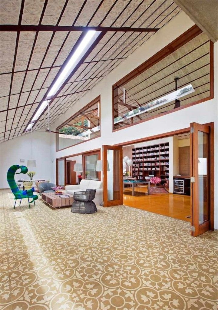 The Library House By Khosla Associates Bangalore India