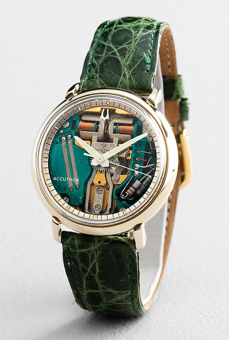 "Bulova Accutron Watch Ad Pitch Opens Mad Men Season 7 - See and read more about the modern and the historical Accutron watches on aBlogtoWatch.com ""Season 7 (the final season) of the television show MAD MEN debuted tonight with the reading of a pitch for an Accutron wrist watch. It was only a matter of time before the subject of watch advertising came up in the series and there is perhaps no better example than the original Bulova Accutron..."""