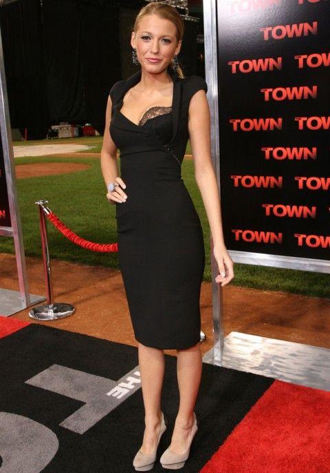 Celebrity Little Black Dresses 62