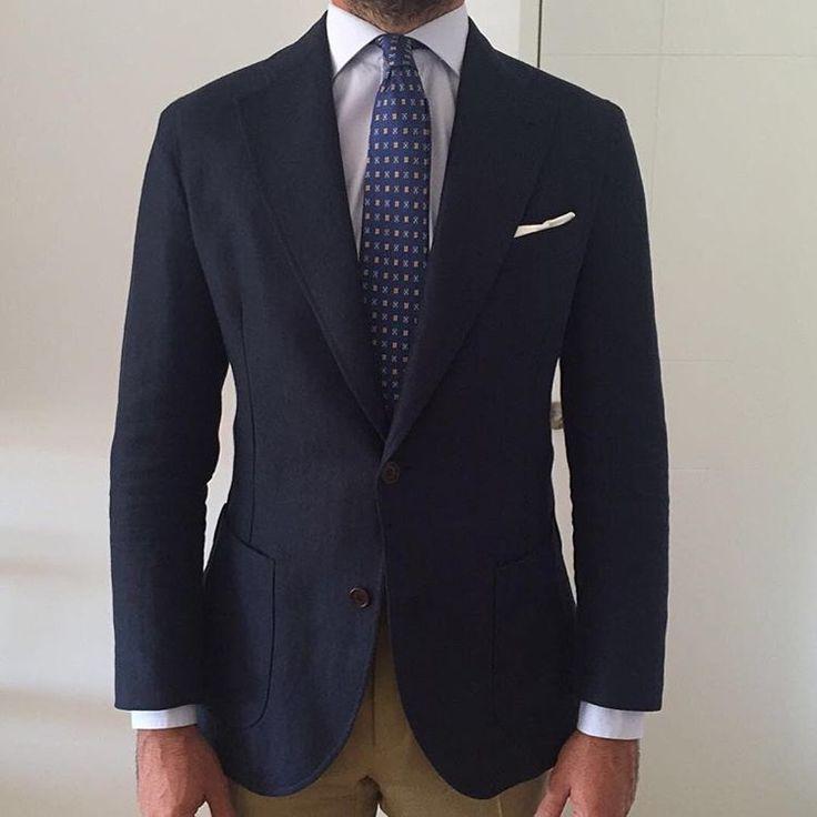 Men's suit.....
