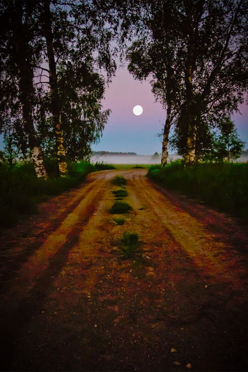 plasmatics:  Full moon by Markus Helander