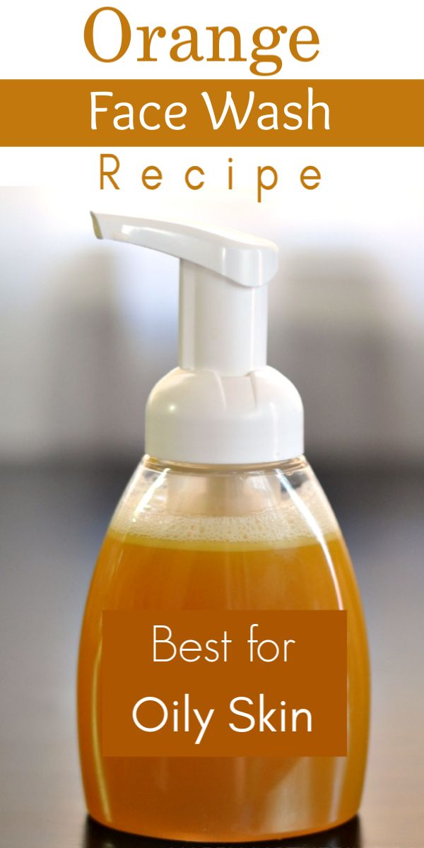 Homemade Orange Face Wash to get Spotless & Glowing Skin, suitable for All Skin types
