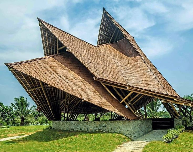 Sylvester Stallone S Life Story Wooden Pavilion Parametric