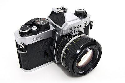 This camera started my career as a professional photographer.