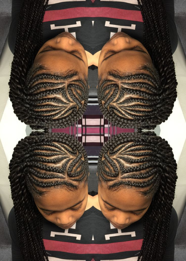Phenomenal 1000 Images About Natural Kids Cornrows On Pinterest Short Hairstyles Gunalazisus
