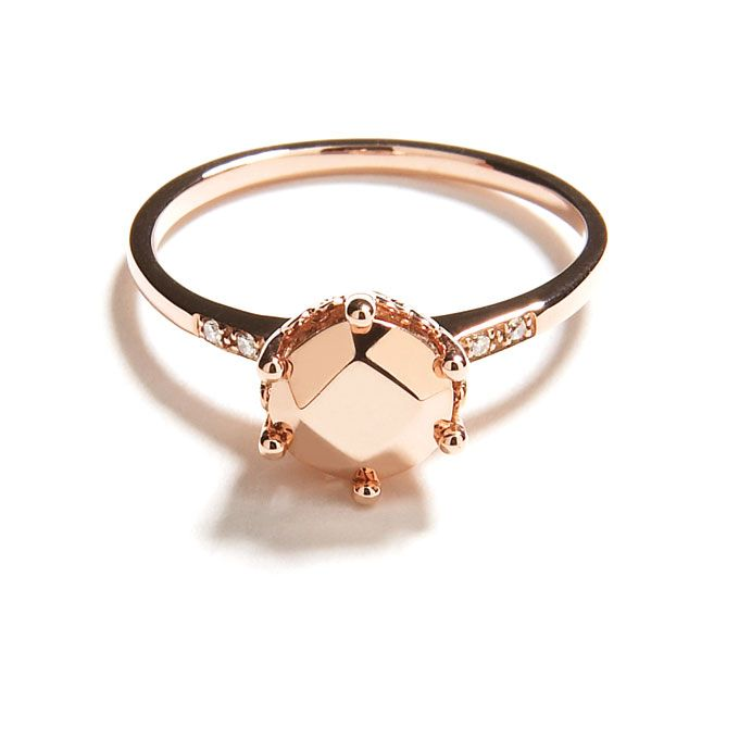 Rose Gold Ring Rose Gold Rings Under 100 00
