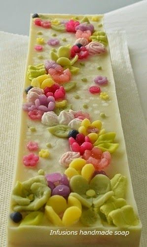By Infusions Handmade Soap  featured on the Soap-Blog