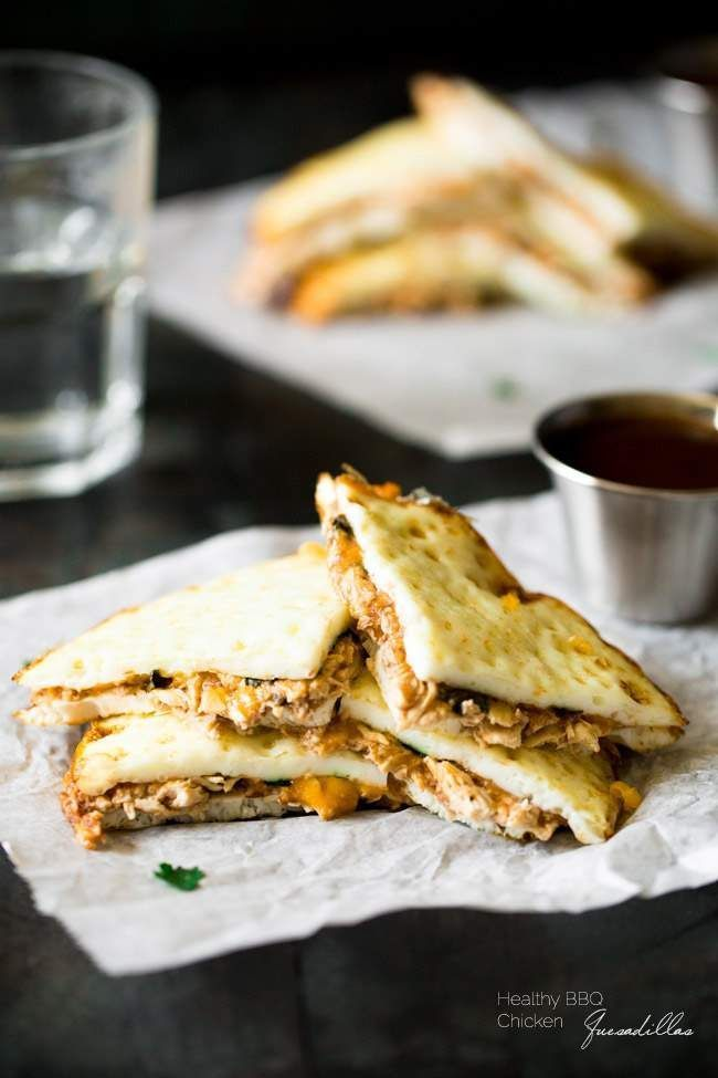 1000+ ideas about Healthy Chicken Quesadillas on Pinterest ...