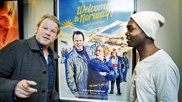 Anders Baasmo Christiansen To Welcome Refugees To Norway – SCANDILOUS
