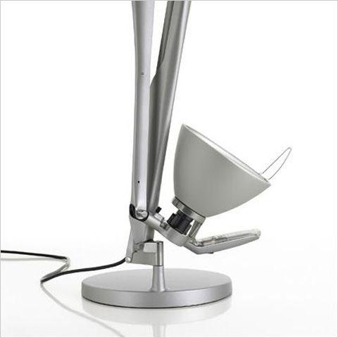 Luceplan Fortebraccio table lampe, desktop lamp, work light, bord lampe, skrivebordslampe, arbejdslampe, designer lamp, designer lampe.