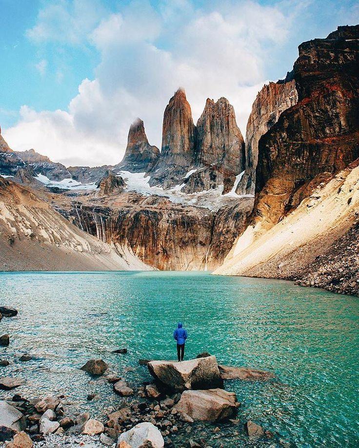 Torres del Paine  pendiente