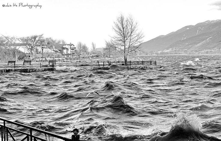 Λίμνη Ιωαννίνων (Ioannina Lake) in Ιωάννινα, Ιωάννινα