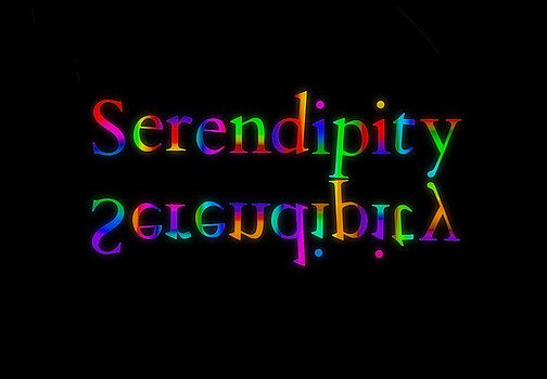 Serendipity by Mark Blauhoefer
