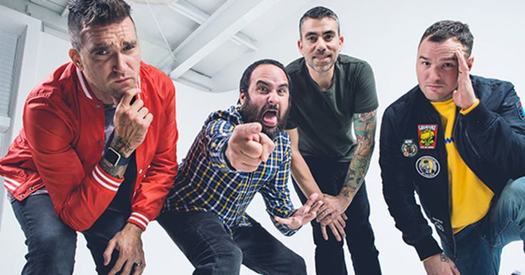 New Found Glory Celebrating 20 Years of Pop Punk With New Album and Tour, Guitarist Chad Gilbert Talks of the Band's History