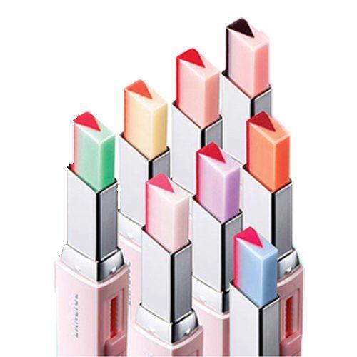 Amazon.com : [Laneige] Two Tone Tint Lip Bar 2g #03 Tint Mint : Beauty