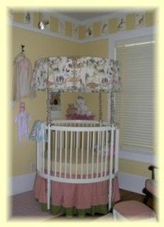 Vintage Baby Nursery Idea: I originally did this nursery for my little boy Jackson. My vintage baby nursery idea for Flora was to convert it by throwing in some pink. The footprint