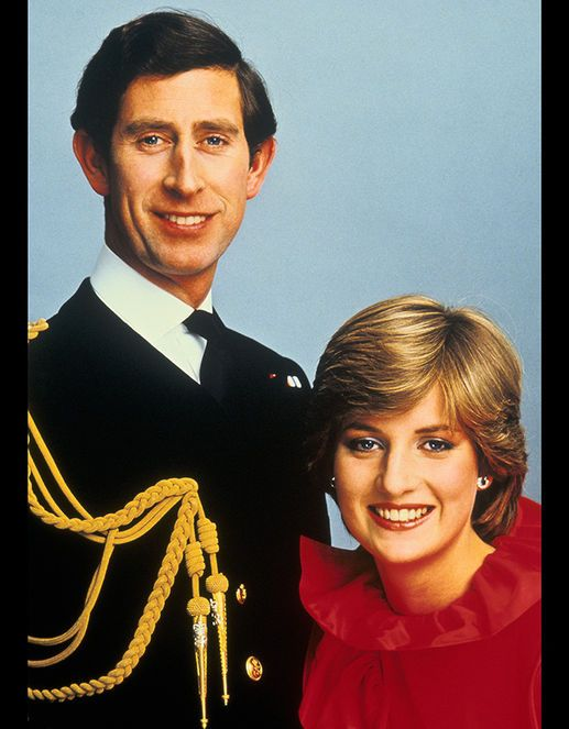 Prince Charles and Diana photographed in England, 1980  [Getty Images]