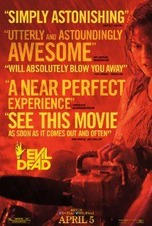 """The Buzz: Yes, it's a touchy situation, to discuss this particular remake, which was being developed as Sam Raimi's Spider-Man legacy was rebooted. The announcement that Diablo Cody would co-author the screenplay yielded divided fans even further. Loving the notion of an addled female protagonist, by the way, and star Jane Levy is great on """"Suburgatory"""". Fede Alvarez earned the director's chair after his short Panic Attack! became a viral sensation."""