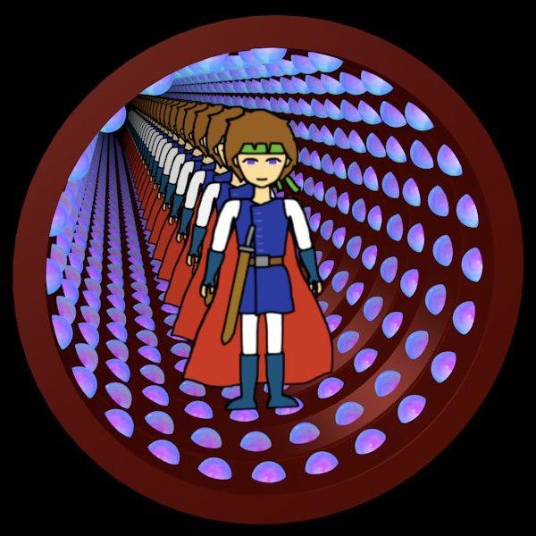 Hero In Infinity Mirror / #Boy