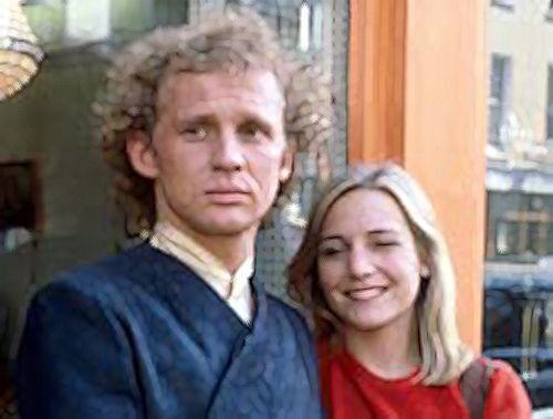 peter firth height