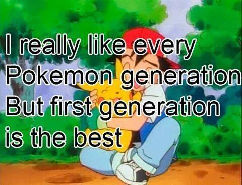 First gen! #pokemon #toys #fun #love
