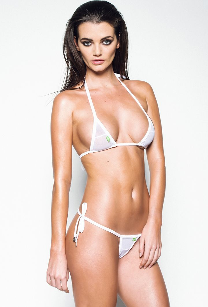 Why are Weeny Bikinis different? At Weeny Bikini we aim to specialise in creating small garments that are always of the highest quality. Sexy bikinis don't have to be tacky or cheap. Just because it's small doesn't mean it cant be quality.
