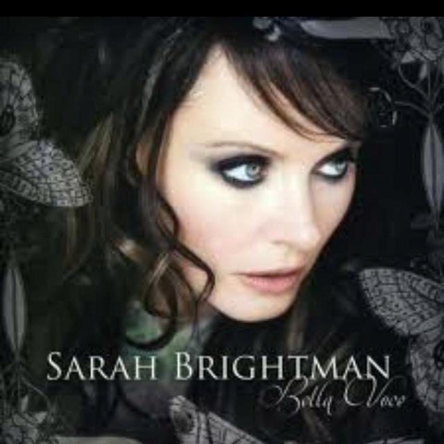Sarah Brightman:)
