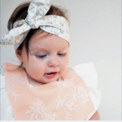 http://lillyandlace.com.au/product-category/topknot-baby-fabric-headbands-australia/ Baby Girl Organic Fabric Top knot Head wrap