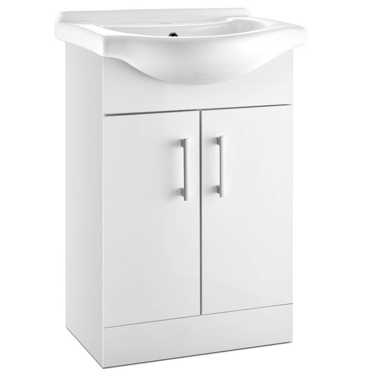 Ceramic Basin Bathroom Vanity w Large Cabinet 88cm | Buy Bathroom Vanities