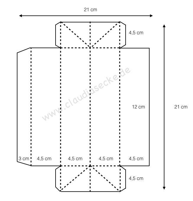 Tolle Box Umschlag Vorlage Bilder - Dokumentationsvorlage Beispiel ...