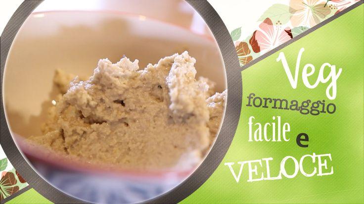 Vegan Formaggio ai semi di girasole - In cucina con Vegan Marina