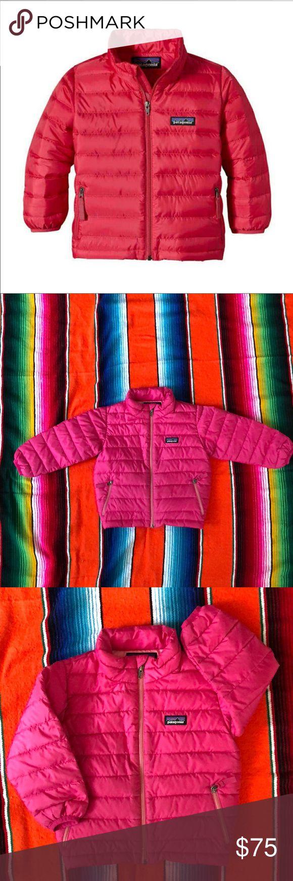 Patagonia Puffer Jacket little girls 2t Puffer jackets