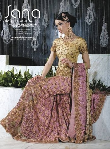 indian fashion wedding dresses