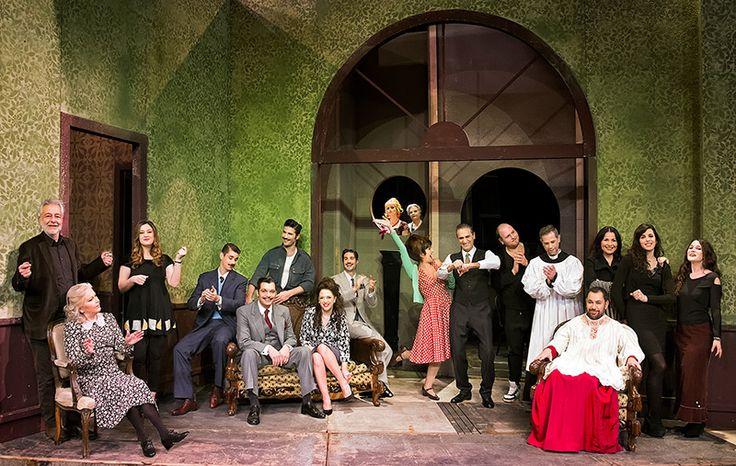 Φιλουμένα, Εθνικό Θέατρο με την Ελένη Ράντου και τον Άλκη Κούρκουλο