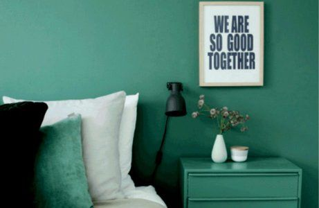 7 New Ways to put color in the bedroom! (Photos) | The re-el Secret