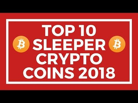 Top 10 cryptocurrency coins 2020