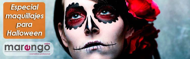 El próximo 31 de Octubre llega la noche mas terrorífica del año y desde Marengo Cosmética Profesional hemos creado una sección especial en la que encontrarás todos los productos que necesites para maquillaje y caracterización.