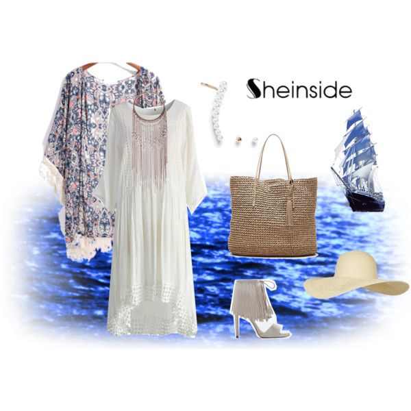 beach-style by baebaoni-bijoux on Polyvore featuring moda, Chicwish, Zara, Banana Republic and Topshop