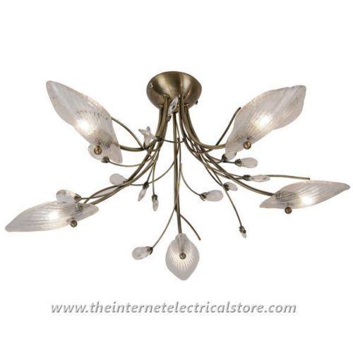 Cyprus-5-x-40w-Ceiling-Light-Fitting-in-Antique-Brass-Oaks-Lighting-2799-5-AB