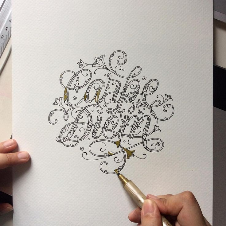 Beautiful Lettering & Calligraphy Work | From up North