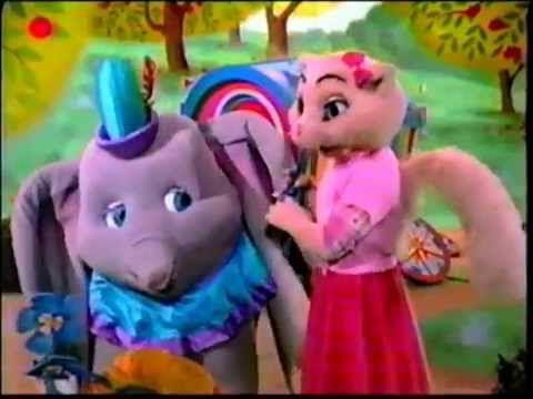 Dumbo Circus on Disney