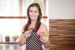 Zdravé sušenky ze dvou surovin? Známe bleskový recept!