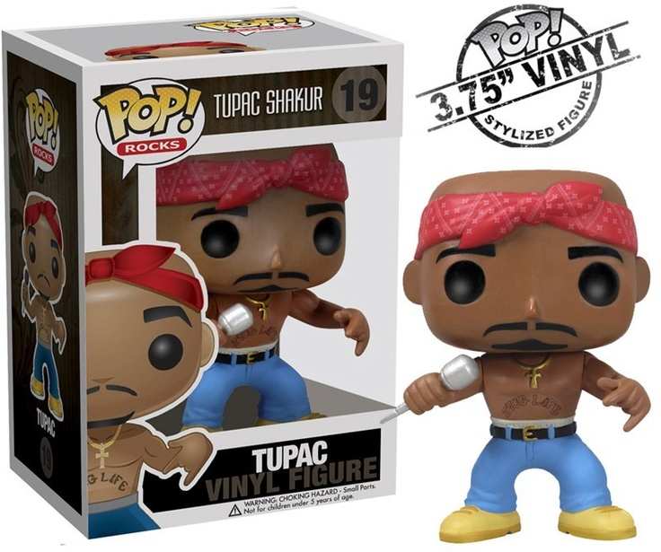 aaaah funko 39 s tupac shakur vinyl figure pop release vinyl toys 2pac vinyl refugees. Black Bedroom Furniture Sets. Home Design Ideas
