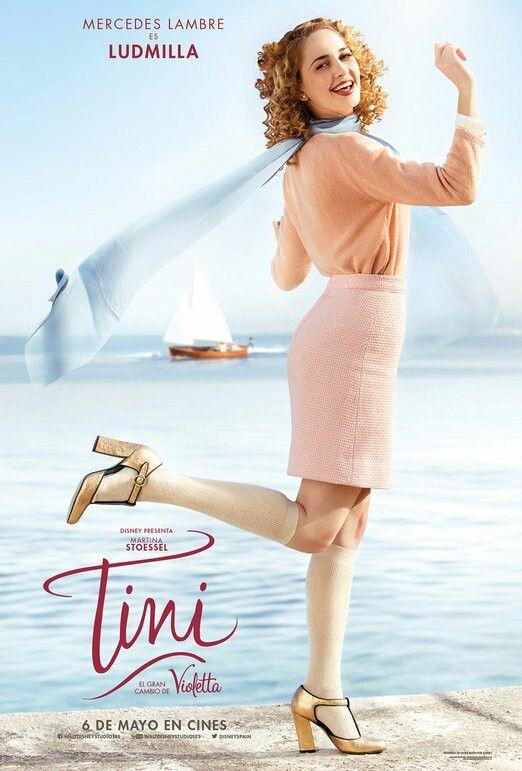 #TiniElGranCambioDeVioletta < Mercedes Lambre