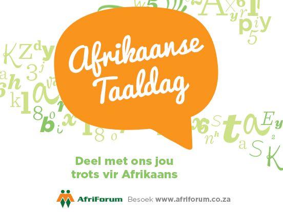 Afrikaanse taaldag