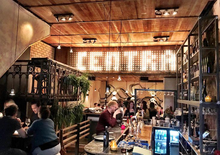 Xampanyeria Centra is een nieuw Spaans restaurant in het centrum van Amsterdam.