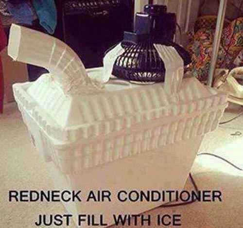 Redneck Air Conditioning